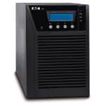 Eaton 9130i3000T-XL Double-Conversion (Online) 3000VA 9AC outlet(s) Tower Black uninterruptible power supply (UPS)