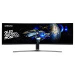 "Samsung C49HG90DMN computer monitor 49"" QLED Curved Black"