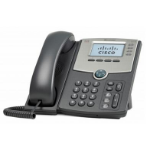 Cisco SPA514G IP phone Grey Wired handset LCD 4 lines