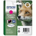 Epson C13T12834012 (T1283) Ink cartridge magenta, 140 pages, 4ml
