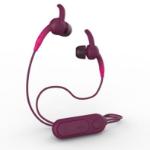 ZAGG Sound Hub Plugz mobile headset Binaural In-ear Pink,Purple Wireless