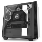 NZXT H400i Tower Black, White computer case