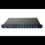 AddOn Networks ADD-DWDMMUX8-LC rack console Black 1U