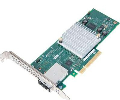 Adaptec Hba 1000-8e Controller 8-port External Pci-e