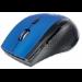 Manhattan 179294 mice RF Wireless Optical 1600 DPI Black,Blue