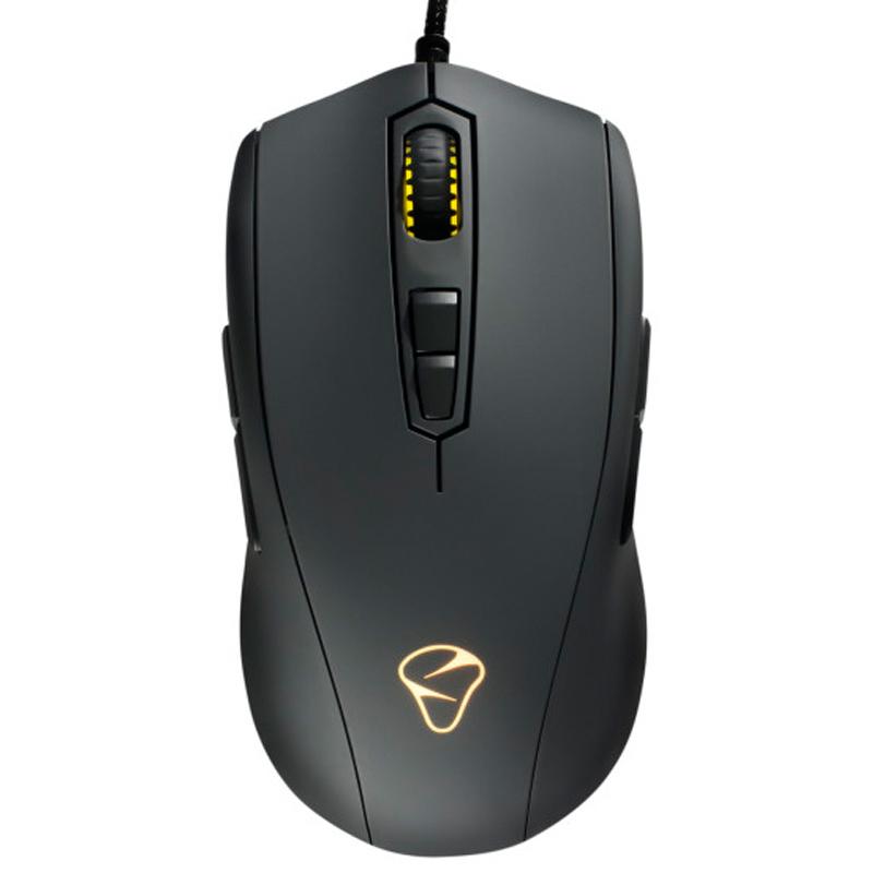 Mionix AVIOR 8200 mice USB 8200 DPI Ambidextrous Black