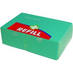 Wallace BS8599-1 Medium First Aid Kit Refill Ref 1036185