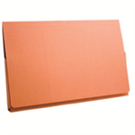 Guildhall L FULL FLAP POCKET WALLET ORANGE