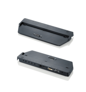 Fujitsu U904 Port Replicator - Black (S26391-F1347-L100)
