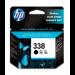 HP 338 Original Foto negro 1 pieza(s)