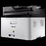 Samsung - Printing SAMSUNG XPRESS SL-C480FW COLOR LASER MULTIFUNCTION PRINTER (SL-C480FW/XSA)