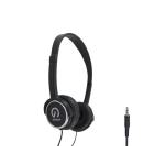 Shintaro SHN HDS SH-KHBLK Kids Stereo Headphone Black