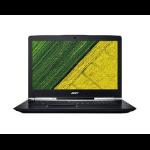 "Acer Aspire V Nitro VN7-793G-76J4 2.8GHz i7-7700HQ 17.3"" 1920 x 1080pixels Black Notebook"