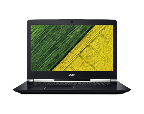 "Acer Aspire V Nitro VN7-793G-76J4 2.8GHz i7-7700HQ 17.3"" 1920 x 1080pixels Black Notebook"