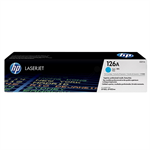 HP CE311A (126A) Toner cyan, 1000 pages