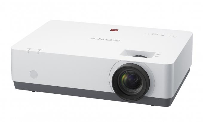 Sony VPL-EW575 videoproyector 4300 lúmenes ANSI 3LCD WXGA (1280x800) Proyector para escritorio Negro, Blanco