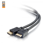 C2G 0.9m (3ft) Premium High Speed HDMI[R] Cable with Ethernet - 4K 60Hz