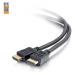 C2G Cable HDMI[R] Premium de alta velocidad de 1 m con Ethernet - 4K 60 Hz