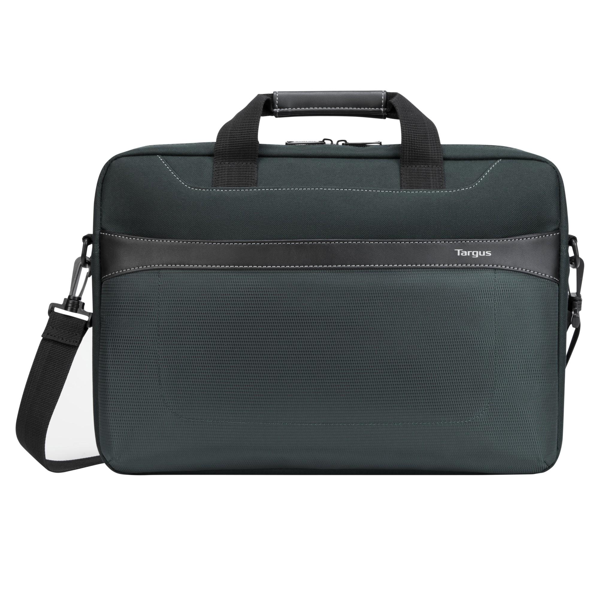 """Targus GeoLite notebook case 39.6 cm (15.6"""") Briefcase Grey"""