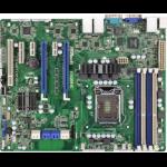 Asrock E3C204-4L server/workstation motherboard LGA 1155 (Socket H2) ATX Intel® C204
