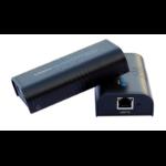 AVUE HDMI-EC300 AV transmitter & receiver Black audio/video extender