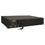 Tripp Lite 7.4kW Single-Phase Metered PDU, 230V Outlets (16-C13), IEC-309 Blue 230V 32A, 12ft Cord, 2U Rack-Mount