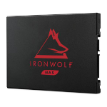 "Seagate IronWolf 125 2.5"" 4000 GB Serial ATA III 3D TLC"