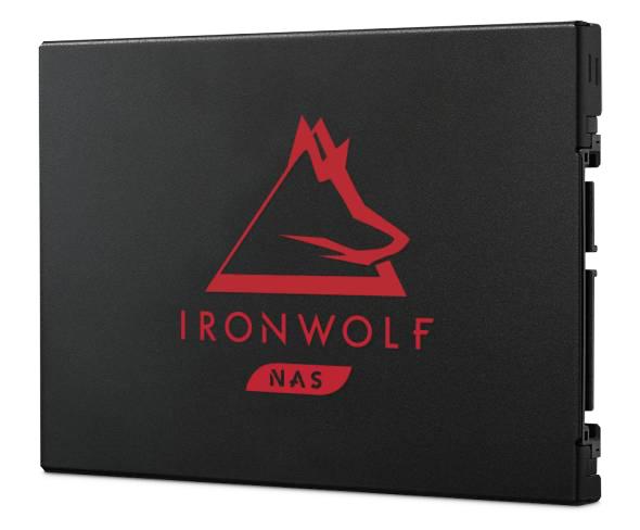 """Seagate IronWolf 125 2.5"""" 4000 GB Serial ATA III 3D TLC"""