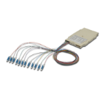 Digitus A-96533-02-UPC LC Multicolour fiber optic adapter