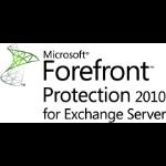 Microsoft Forefront Protection 2010 for Exchange Server, OVS-NL, 1Mth, 1u, ML 1user(s) Multilingual