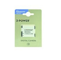 2-Power Li-Ion 600mAh Lithium-Ion 600mAh 3.7V rechargeable battery