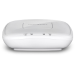 Trendnet TEW-825DAP WLAN access point Power over Ethernet (PoE) White 1750 Mbit/s