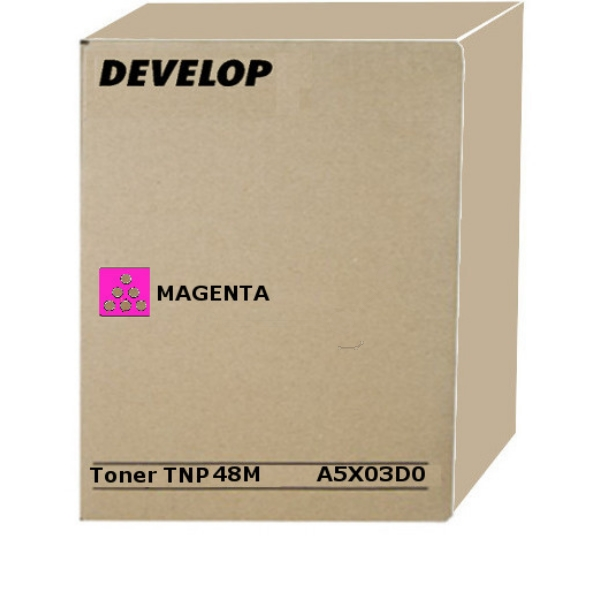 A5x03d0 Dev Ineo+3350 Toner Ma