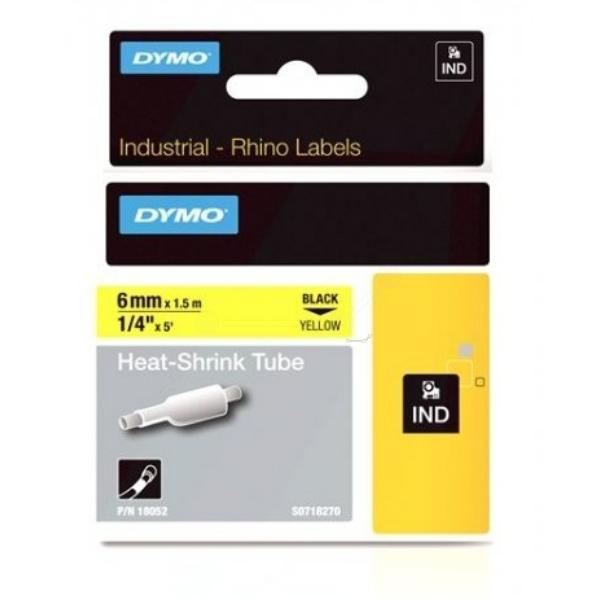 Dymo 18052 (S0718270) Embossing tape, 6mm x 1,5m