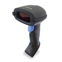 Unitech MS836 Handheld bar code reader 1D Laser Black