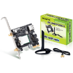 Gigabyte GC-WB1733D-I networking card WLAN / Bluetooth 1733 Mbit/s Internal