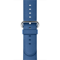 Apple 38mm Classic Buckle - Watch strap - sea blue - for Watch (38 mm)