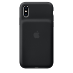 "Apple MRXK2ZM/A mobile phone case 14.7 cm (5.8"") Skin case Black"