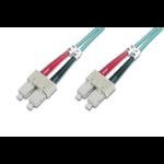 Digitus DK-2522-02/3 2m SC SC Blue fiber optic cable