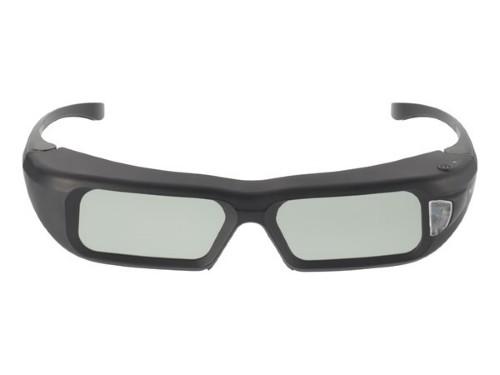 NEC NP02GL Black stereoscopic 3D glasses