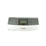 LEXMARK OP PANEL UPPER FRONT COVER AS