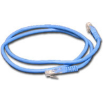 Microconnect CAT6 U/UTP 1m LSZH 1m Cat6 Blue networking cable