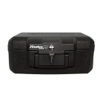 Masterlock L1200 safe Portable safe Black