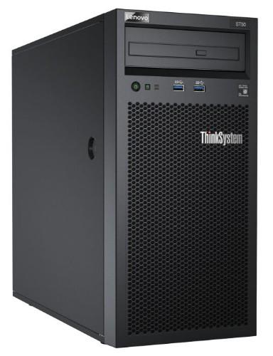 Lenovo ThinkSystem ST50 server 3.4 GHz Intel® Xeon® E-2124G Tower (4U) 250 W