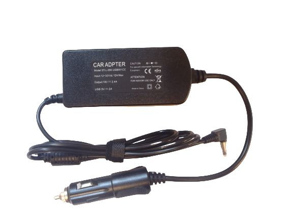 CoreParts MSPT2017C power adapter/inverter Auto 45 W Black