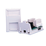 Videk LJ6C RJ45 Cat6 RJ-45 White socket-outlet
