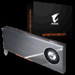 Gigabyte AORUS RAID AIC NVMe PCIe x4 Gen4 SSD 2TB (4x 512GB) - 6300/6000MB/s 610K/530K IOPS 3D TLC Phison E12