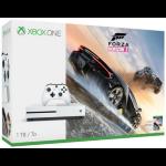 Microsoft Xbox One S + Forza Horizon 3 1000GB Wi-Fi White