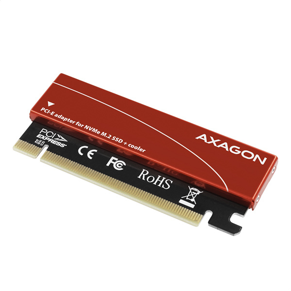 AXAGON PCEM2-S INTERFACE CARDS/ADAPTER M.2 INTERNAL