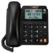 AT&T CL2940 Analog telephone Caller ID Black telephone